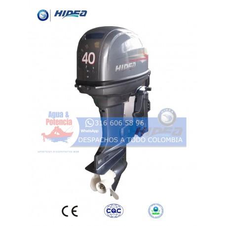 40 HP 2T HIDEA PATA CORTA
