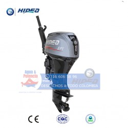 40 HP EFI 4T HIDEA PATA LARGA