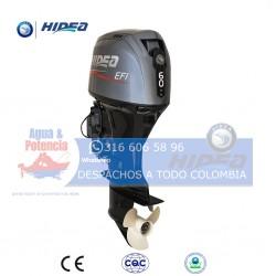 60 HP EFI 4T HIDEA PATA LARGA