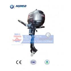 2.5 HP 4T HIDEA PATA CORTA